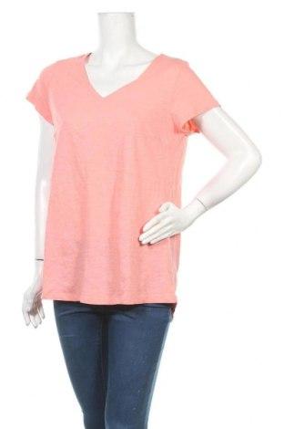 Γυναικεία μπλούζα Ellos, Μέγεθος XL, Χρώμα Ρόζ , Βαμβάκι, Τιμή 11,11€