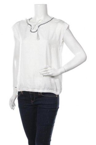 Дамска блуза Esmara, Размер M, Цвят Бял, Полиестер, Цена 16,80лв.
