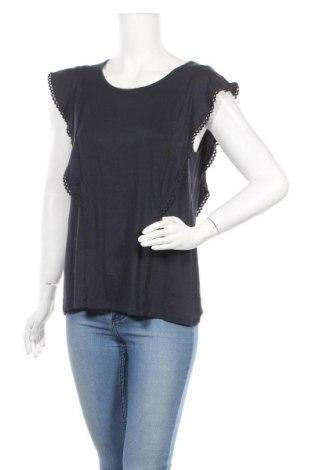 Γυναικεία μπλούζα Esmara, Μέγεθος M, Χρώμα Μπλέ, 95% βισκόζη, 5% ελαστάνη, Τιμή 10,39€