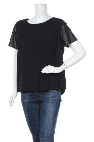 Дамска блуза Esmara, Размер XL, Цвят Черен, Полиестер, Цена 14,96лв.