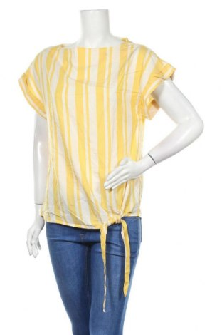Дамска блуза Esmara, Размер XS, Цвят Жълт, 97% вискоза, 3% еластан, Цена 11,97лв.