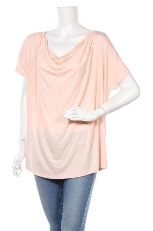 Дамска блуза Esmara, Размер XXL, Цвят Розов, 95% вискоза, 5% еластан, Цена 14,70лв.
