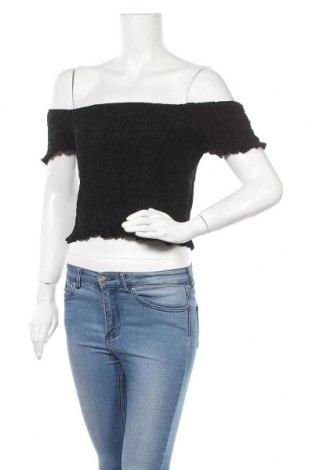 Γυναικεία μπλούζα Essentiel, Μέγεθος S, Χρώμα Μαύρο, Βισκόζη, Τιμή 5,00€