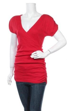 Γυναικεία μπλούζα Express, Μέγεθος S, Χρώμα Κόκκινο, 60% βαμβάκι, 40% μοντάλ, Τιμή 11,69€