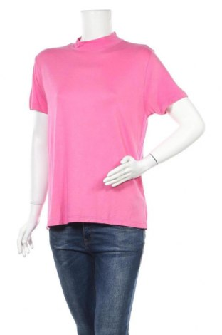 Γυναικεία μπλούζα Fabiani, Μέγεθος XL, Χρώμα Ρόζ , 95% βισκόζη, 5% ελαστάνη, Τιμή 9,35€