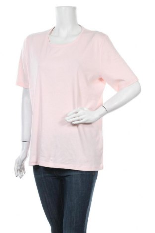 Γυναικεία μπλούζα Fabiani, Μέγεθος XXL, Χρώμα Ρόζ , Βαμβάκι, Τιμή 11,04€