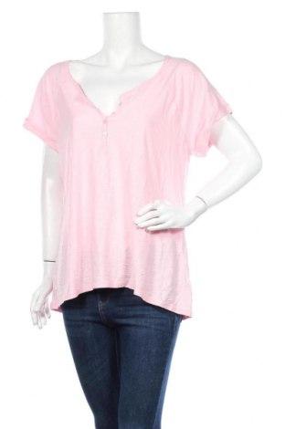 Γυναικεία μπλούζα Faded Glory, Μέγεθος XL, Χρώμα Ρόζ , 60% βαμβάκι, 40% μοντάλ, Τιμή 10,39€
