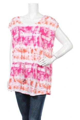 Γυναικεία μπλούζα Faded Glory, Μέγεθος XL, Χρώμα Πολύχρωμο, 52% βαμβάκι, 48% βισκόζη, Τιμή 20,98€