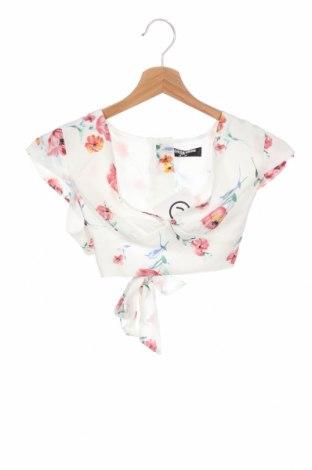 Γυναικεία μπλούζα Fashion Union, Μέγεθος XXS, Χρώμα Λευκό, Πολυεστέρας, Τιμή 13,71€