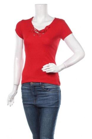 Γυναικεία μπλούζα Fb Sister, Μέγεθος M, Χρώμα Κόκκινο, Τιμή 11,04€
