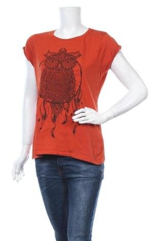 Γυναικεία μπλούζα Fb Sister, Μέγεθος XL, Χρώμα Πορτοκαλί, Βαμβάκι, Τιμή 8,18€
