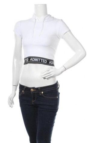 Γυναικεία μπλούζα Fb Sister, Μέγεθος S, Χρώμα Λευκό, Τιμή 11,04€