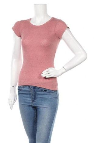 Γυναικεία μπλούζα Fb Sister, Μέγεθος S, Χρώμα Ρόζ , 62% πολυεστέρας, 33% βαμβάκι, 5% ελαστάνη, Τιμή 9,94€