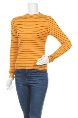 Γυναικεία μπλούζα Fb Sister, Μέγεθος XS, Χρώμα Κίτρινο, Τιμή 11,69€