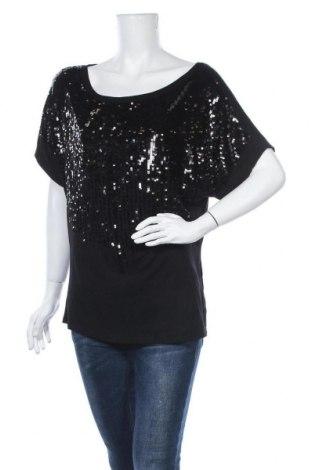 Γυναικεία μπλούζα Fishbone, Μέγεθος M, Χρώμα Μαύρο, Τιμή 10,39€