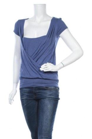 Γυναικεία μπλούζα Fishbone, Μέγεθος S, Χρώμα Μπλέ, 92% βισκόζη, 8% ελαστάνη, Τιμή 9,74€