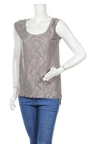 Дамска блуза Flame, Размер XS, Цвят Бежов, 65% полиестер, 35% вискоза, Цена 2,00лв.