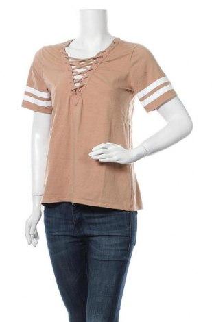 Γυναικεία μπλούζα Forever 21, Μέγεθος M, Χρώμα Καφέ, Τιμή 9,94€
