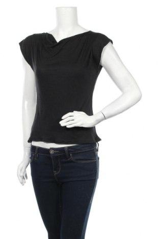 Γυναικεία μπλούζα French Connection, Μέγεθος L, Χρώμα Μαύρο, Μοντάλ, Τιμή 20,78€