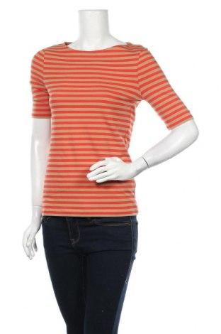 Дамска блуза Gant, Размер XS, Цвят Червен, 93% памук, 7% еластан, Цена 61,50лв.