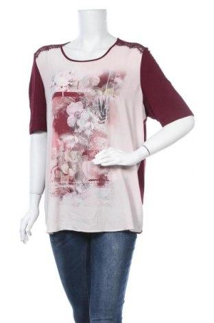 Γυναικεία μπλούζα Gerry Weber, Μέγεθος XL, Χρώμα Κόκκινο, 96% βισκόζη, 4% ελαστάνη, Τιμή 16,37€