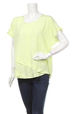 Γυναικεία μπλούζα Gerry Weber, Μέγεθος L, Χρώμα Πράσινο, Τιμή 18,19€