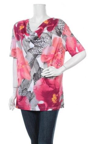 Γυναικεία μπλούζα Gerry Weber, Μέγεθος XXL, Χρώμα Πολύχρωμο, Τιμή 22,21€