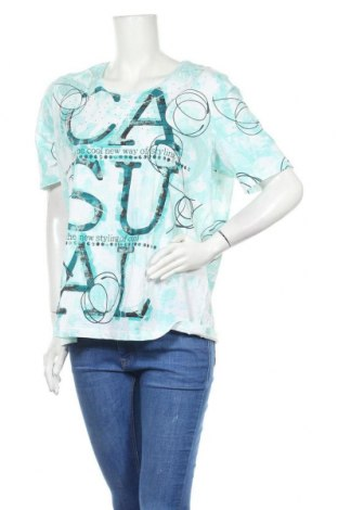 Γυναικεία μπλούζα Gerry Weber, Μέγεθος XL, Χρώμα Μπλέ, Τιμή 17,54€