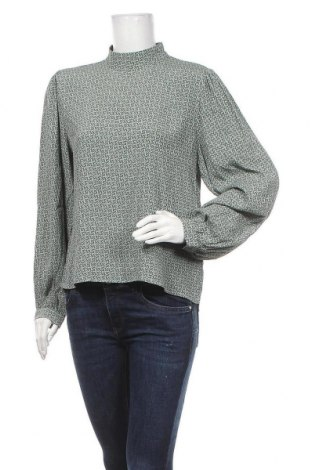 Γυναικεία μπλούζα Gestuz, Μέγεθος S, Χρώμα Πράσινο, Βισκόζη, Τιμή 14,05€
