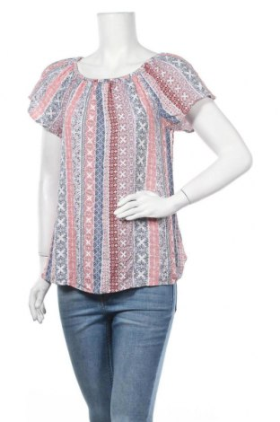 Дамска блуза Gina, Размер M, Цвят Многоцветен, Вискоза, Цена 16,80лв.