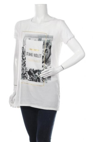 Дамска блуза Gina, Размер S, Цвят Бял, Цена 18,90лв.