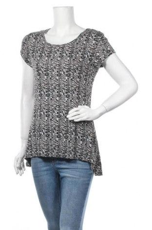 Дамска блуза Gina, Размер L, Цвят Многоцветен, 95% вискоза, 5% еластан, Цена 16,07лв.