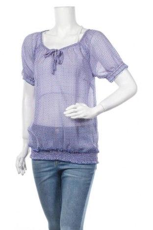 Дамска блуза Gina, Размер L, Цвят Многоцветен, Полиестер, Цена 16,07лв.