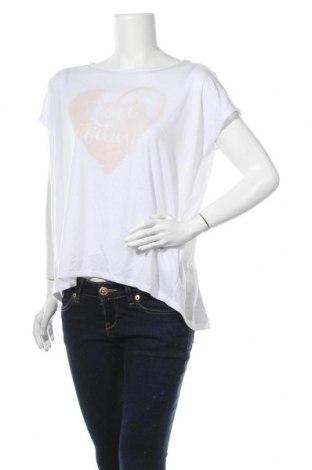Γυναικεία μπλούζα Gina Benotti, Μέγεθος M, Χρώμα Λευκό, 65% βισκόζη, 35% πολυεστέρας, Τιμή 9,25€