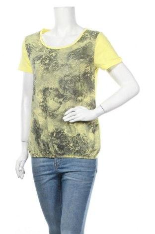Γυναικεία μπλούζα Gina Benotti, Μέγεθος S, Χρώμα Κίτρινο, Βαμβάκι, Τιμή 10,39€