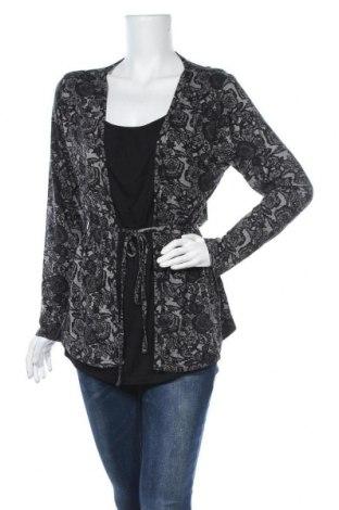 Γυναικεία μπλούζα Gina Benotti, Μέγεθος L, Χρώμα Μαύρο, 95% βισκόζη, 5% ελαστάνη, Τιμή 12,34€
