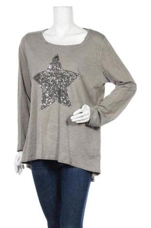 Γυναικεία μπλούζα Gina Benotti, Μέγεθος L, Χρώμα Πράσινο, Βαμβάκι, Τιμή 10,39€