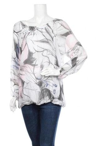 Γυναικεία μπλούζα Gina Laura, Μέγεθος S, Χρώμα Πολύχρωμο, 70% βισκόζη, 30% μετάξι, Τιμή 8,18€