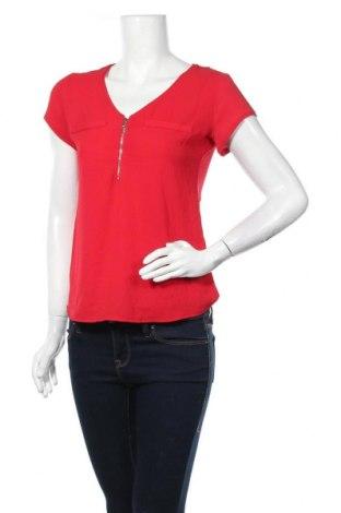 Γυναικεία μπλούζα Grain De Malice, Μέγεθος XS, Χρώμα Κόκκινο, 97% πολυεστέρας, 3% ελαστάνη, Τιμή 12,34€