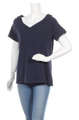 Γυναικεία μπλούζα Grain De Malice, Μέγεθος XL, Χρώμα Μπλέ, Τιμή 8,28€