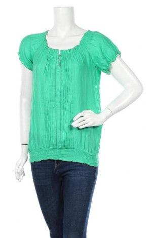 Γυναικεία μπλούζα Grain De Malice, Μέγεθος M, Χρώμα Πράσινο, 59% βισκόζη, 41% πολυεστέρας, Τιμή 7,79€