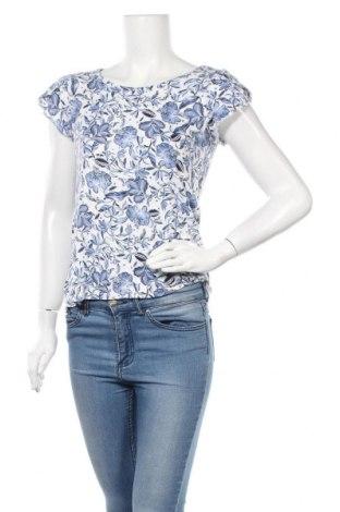 Дамска блуза H&M, Размер S, Цвят Син, Вискоза, Цена 15,75лв.