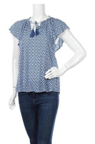 Γυναικεία μπλούζα H&M L.O.G.G., Μέγεθος S, Χρώμα Μπλέ, Τιμή 12,34€