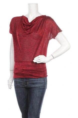 Γυναικεία μπλούζα Heart Soul, Μέγεθος M, Χρώμα Κόκκινο, 95% πολυεστέρας, 5% ελαστάνη, Τιμή 8,83€