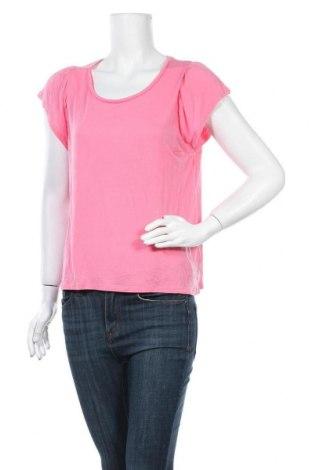 Γυναικεία μπλούζα Holly & Whyte By Lindex, Μέγεθος M, Χρώμα Ρόζ , 55% lyocell, 45% βισκόζη, Τιμή 7,73€