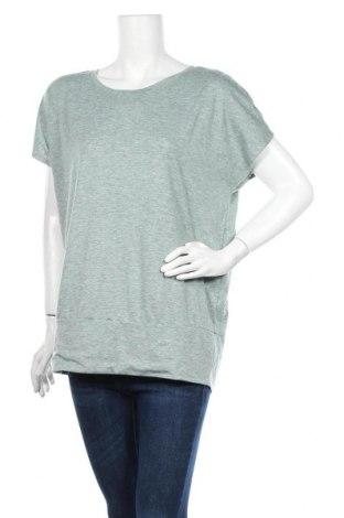 Γυναικεία μπλούζα Hyba, Μέγεθος L, Χρώμα Πράσινο, 76% πολυεστέρας, 19% lyocell, 5% ελαστάνη, Τιμή 11,11€