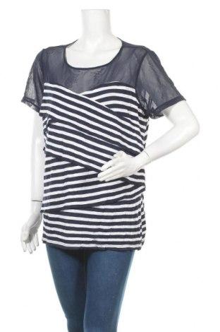 Γυναικεία μπλούζα INC International Concepts, Μέγεθος XL, Χρώμα Μπλέ, Βισκόζη, Τιμή 42,57€