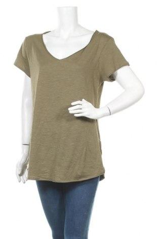 Γυναικεία μπλούζα IX-O, Μέγεθος XL, Χρώμα Πράσινο, Βαμβάκι, Τιμή 11,04€