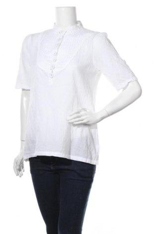 Γυναικεία μπλούζα Ichi, Μέγεθος L, Χρώμα Λευκό, Βαμβάκι, Τιμή 9,35€
