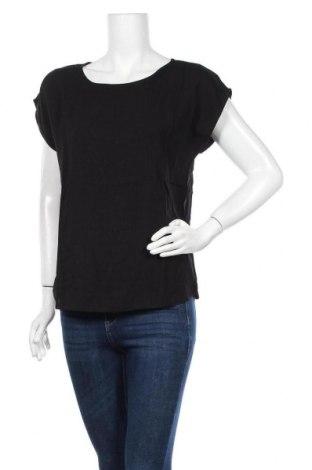 Γυναικεία μπλούζα Ichi, Μέγεθος M, Χρώμα Μαύρο, Βισκόζη, Τιμή 15,08€